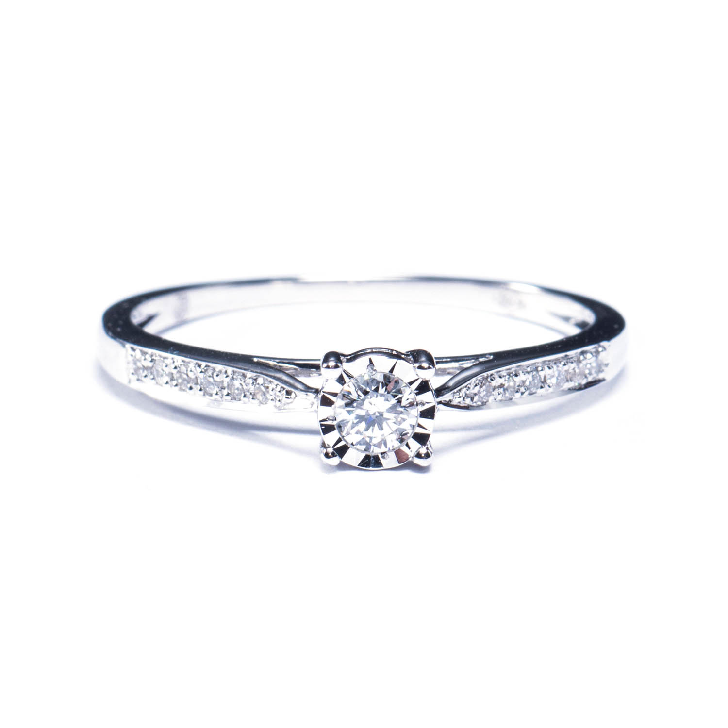 engagement accents uneek rings wide channel with quarter three milgrain band and ring halo diamond row round